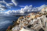 What do the best hotels in Santorini guarantee people, who would make a decision to provide them a chance?